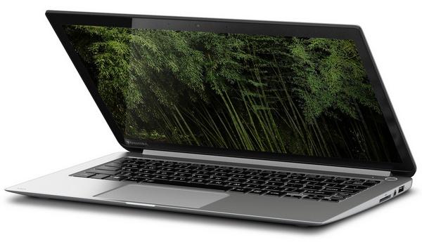 Toshiba KIRAbook Premium Ultrabook with 13.3-inch PixelPure lid