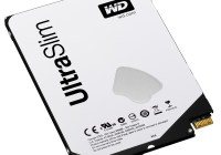 WD Blue and Black 2.5-inch 5mm Ultra Slim Hard Drives angle