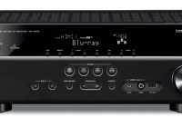 Yamaha RX-V575 network av receiver with mhl airplay
