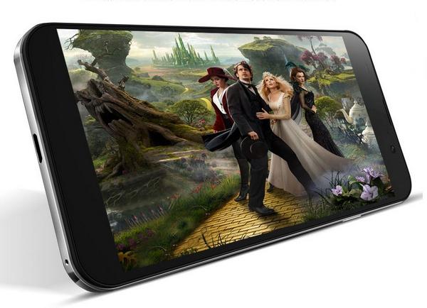 Zopo C2 5-inch Aliyun Smartphone