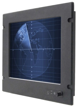 AIS introduces new Rugged Marine PC with integrated Sunlight Readable Display