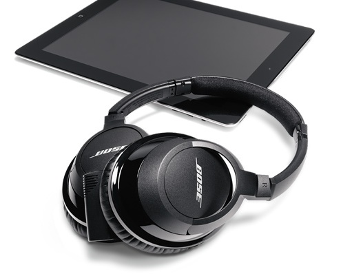 Bose AE2w Bluetooth Headphones ipad