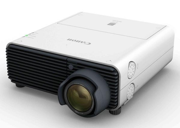 Canon REALiS WUX450 Pro AV Compact Installation LCOS Projector