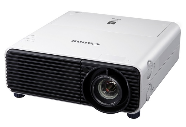 Canon REALis WX520 LCOS installation projector