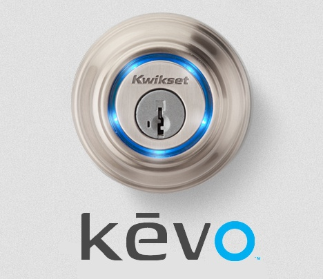 Kwikset Kevo Door Lock uses Smartphone as Key 1