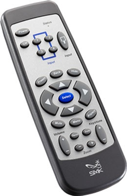 SML-Link VP3720 Universal Projector Remote Control