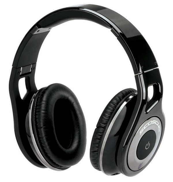 Scosche RH1060 Reference Grade Bluetooth Headphones