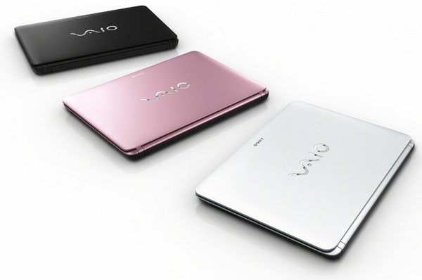 Sony VAIO Fit e notebook