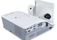 ViewSonic PJD8653ws and PJD8353s Projectors angle 1