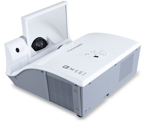 ViewSonic PJD8653ws and PJD8353s Projectors angle