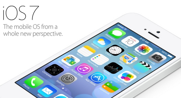 Apple iOS 7 Announced