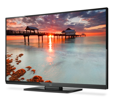 NEC E654 Large-screen Commercial Display