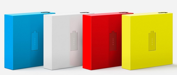 Nokia DC-18 Portable USB Charger colors