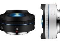 Samsung 10mm F3.5 Fisheye Lens for NX System