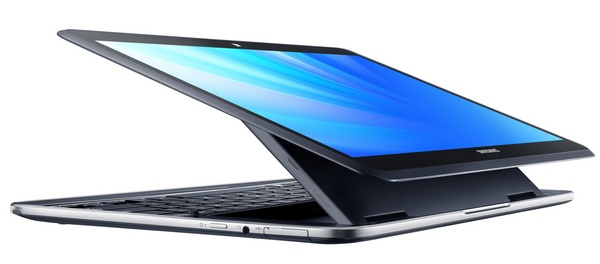 Samsung ATIV Q Windows-Android Dual System Hybrid Tablet floating 1