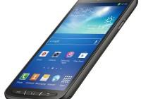 Samsung Galaxy S4 Active Rugged Smartphone angle