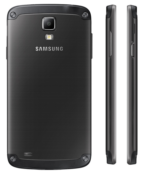 Samsung Galaxy S4 Active Rugged Smartphone back side