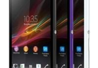 Sony Xperia C S39h sports Quad-core MediaTek Processor