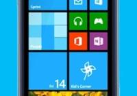 Sprint Samsung ATIV S Neo 4G LTE WP8 Phone