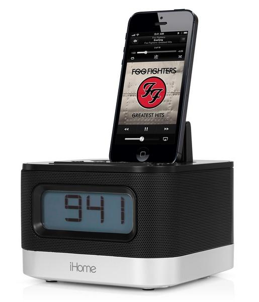 iHome iPL10 Lightning speaker dock