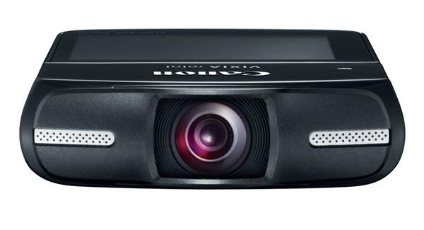 Canon VIXIA Mini Compact Personal Camcorder front