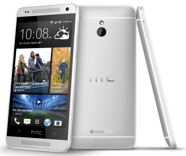 HTC One mini mid-range smartphone