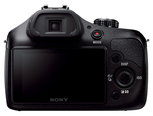Sony Alpha A3000 DSLR-Style Mirrorless Camera back