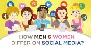 Which Social Media Platform Is Ruled By Women And Men?