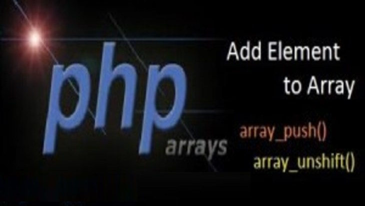 How to Add Elements to a PHP Array