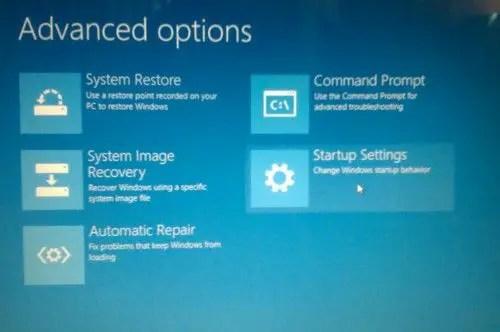 windows 8 advanced settings