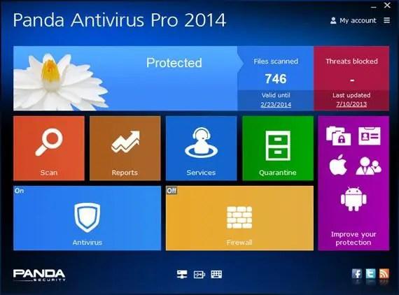 Panda Antivirus Pro 2014 thumb - Download Panda Antivirus Pro 2014 With 6 Months Free Activation