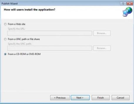 Visual Studio publish wizard-4