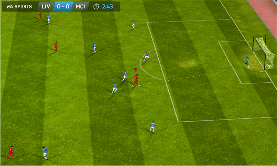 FIFA 14 football game 4 - Download FIFA 14 Game For Windows Phone For Free