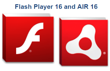 Flash Player 16