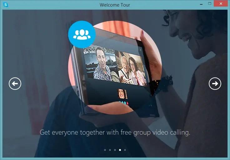 Skype free download for windows 7 64 bit
