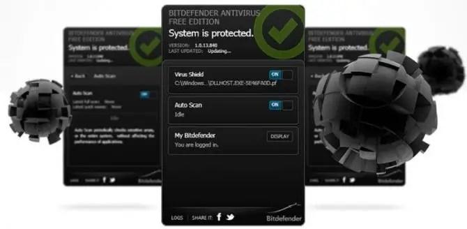 Bitdefender antivirus free 2016