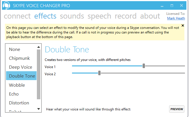 1 13 - 5 Free Voice Changer Tools For Skype