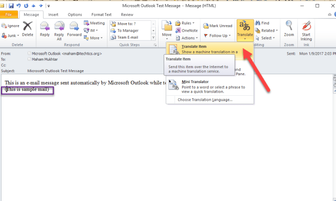 2 10 670x401 - How to Edit And Save Emails in Microsoft Outlook