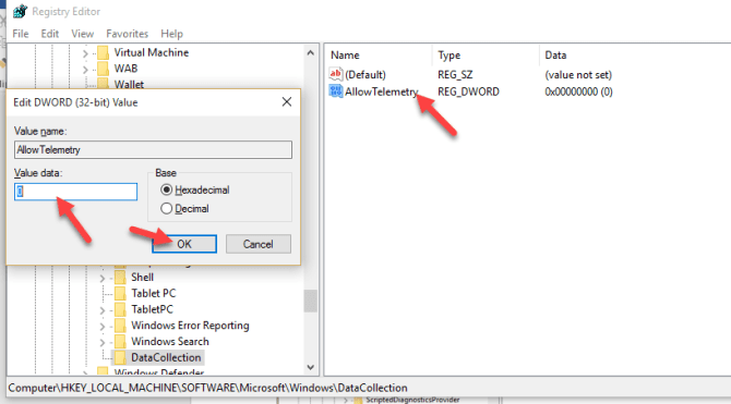 3 33 670x371 - How to Disable Telemetry and Data Collection in Windows 10