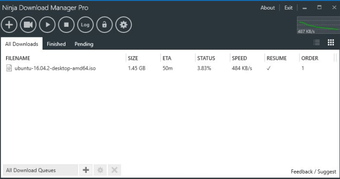 1 8 670x354 - Ninja Download Manager Best Free Internet Download Manager Alternative