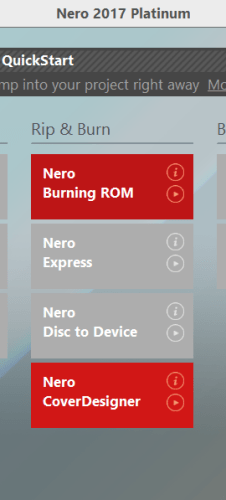 10 3 226x500 - Download Nero Burning ROM 2017 Offline Installer