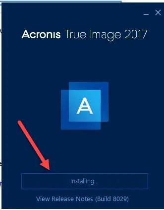 3 26 - Download Acronis True Image 2017 Offline Installer