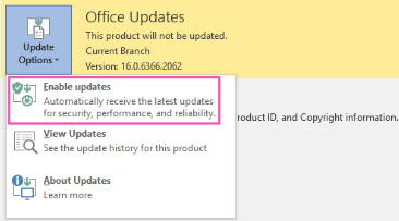 4 15 - 4 Ways To Disable Office 2016 Automatic Updates