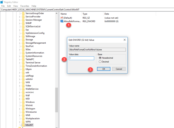 3 10 670x493 - How to Enable ReFS in Windows 10