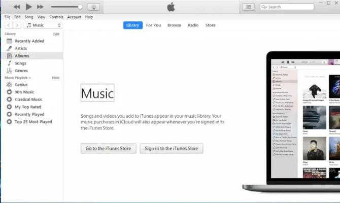 1 2 670x400 - Download iTunes 12.6.1 Offline Installers