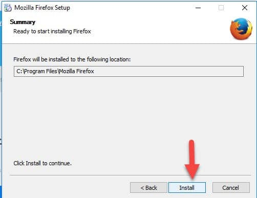 6 2 - Download Mozilla Firefox 55 Offline Installers For All Operating Systems