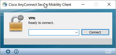 Fix cisco anyconnect client connection issue in windows 10 10074.