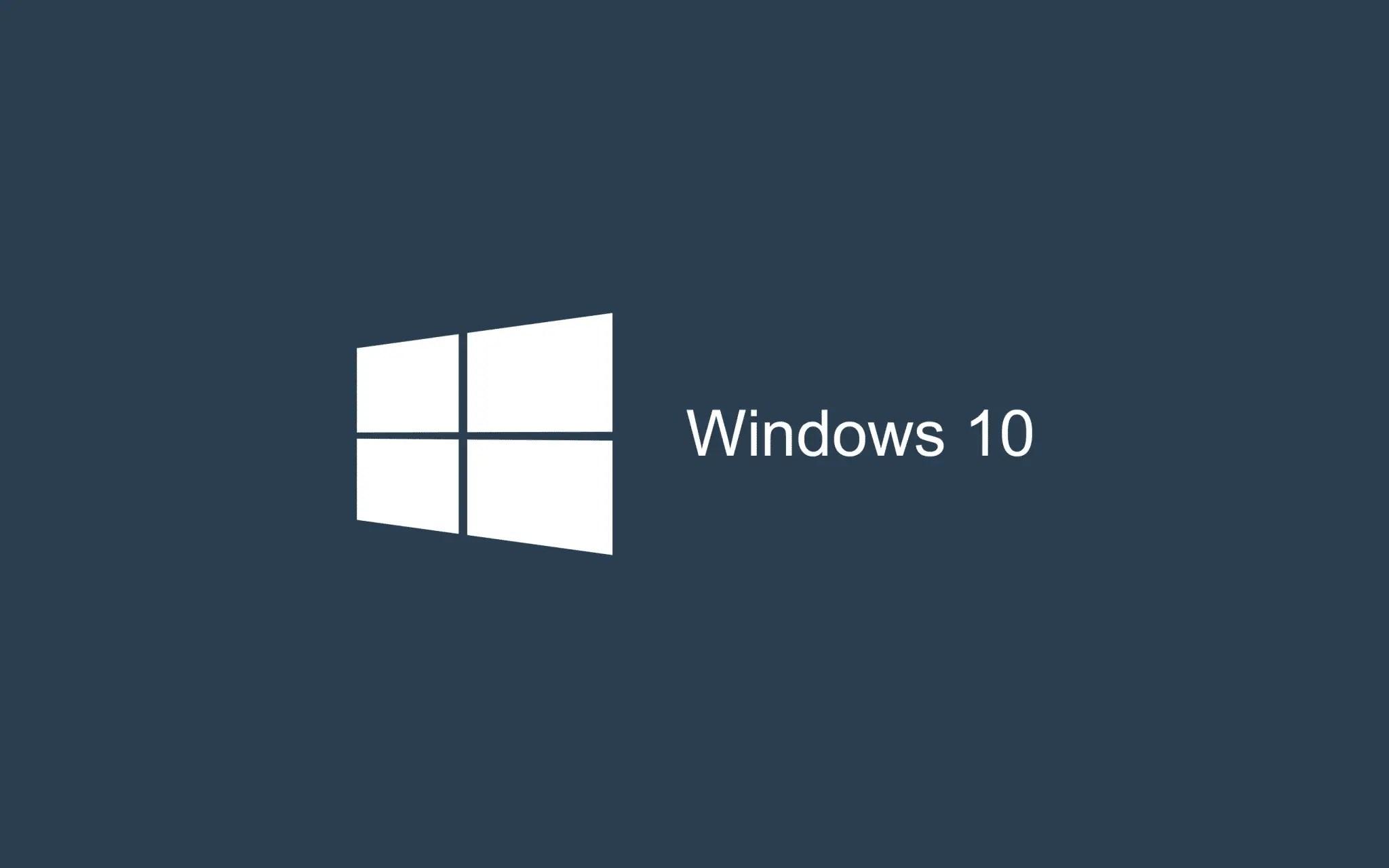 Dark blue Wallpaper Windows 10 HD 2880x1800