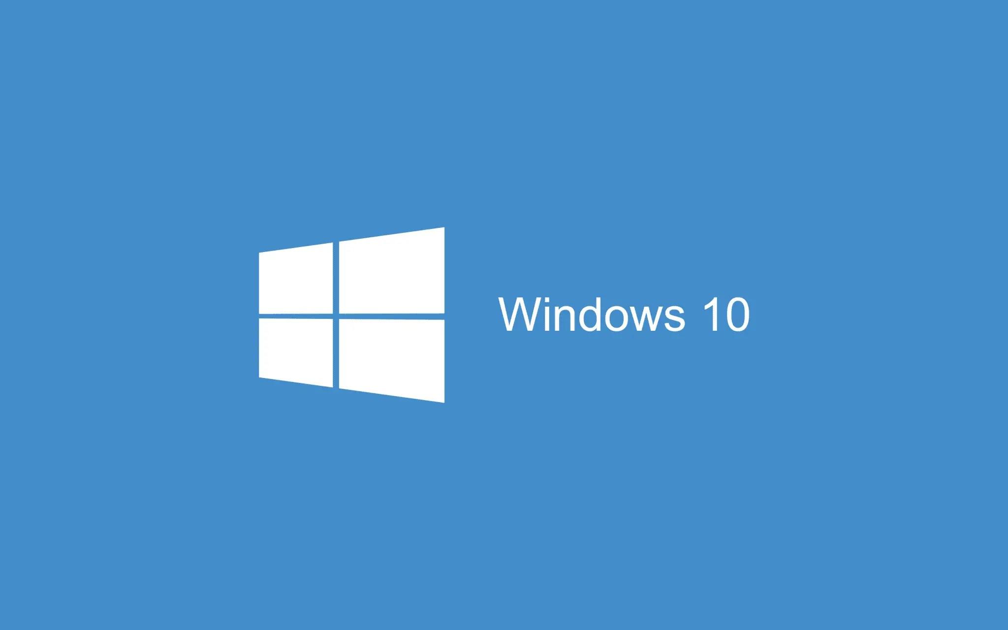dull blue Wallpaper Windows 10 HD 2880x1800