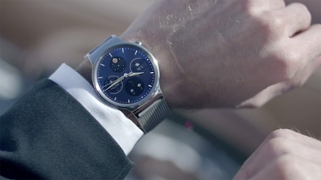 The Huawei Watch Teased In An Amazing Video